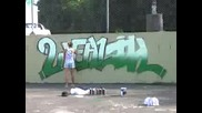 Grafity Battle