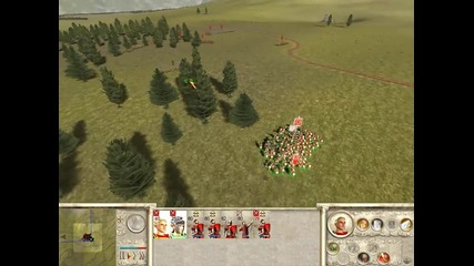 Rome total war julii campaign епизод 2