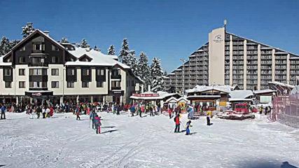 Rila Mountain, Borovets Ski Resort / Рила планина, Ски курорт Боровец 007