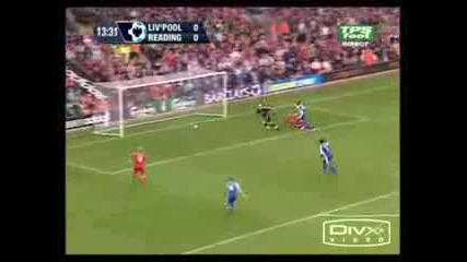 Dirk Kuyt - All Goals For Liverpool