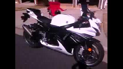 Suzuki gsx-r 2011