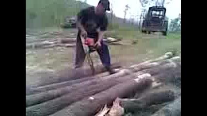 Йоан - инструктор по рязане
