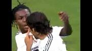 08.08 Торонто Фк 1:5 Реал Мадрид Раул гол