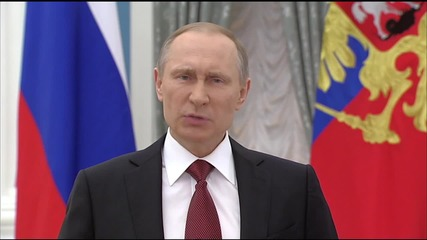 Russia: Putin delivers International Women's Day address