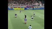 Fifa 08 Гол с Насри