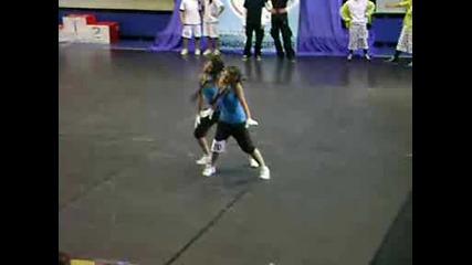 Hip Hop Dance Competition Sofia 14.06.09 14.06.09 Tony and Teddy Maaac The Scary Shadowzzz