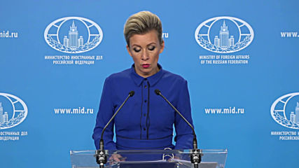 Russia: Zakharova says Damascus should control all Syrian territories
