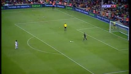 Пирло изпортил същата дузпа срещу Барселона преди 2 години!!!