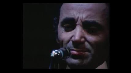 Et moi dans mon coin Charles Aznavour - Превод