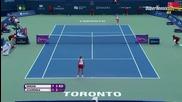 Toronto 2015 Sara Errani vs Victoria Azarenka Set-2