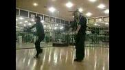 Танцови Стъпки - Justin - Sexy Back