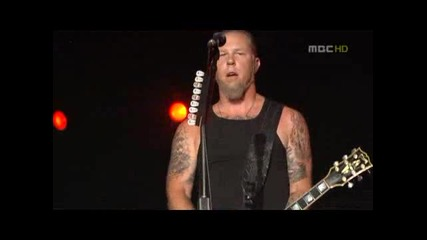 1. Metallica - Creeping Death live Korea