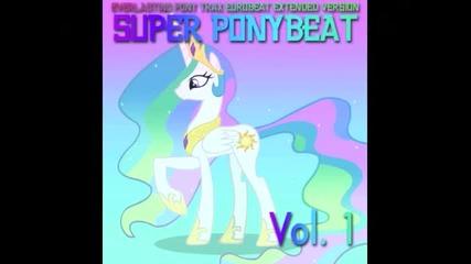 Eurobeat Brony - My Little Pony Theme ( Europener Mix )