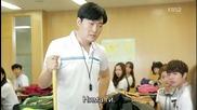 Бг субс! High School Love On / Училище с дъх на любов (2014) Епизод 7 Част 1/2