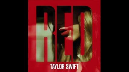 Бг Превод! Taylor Swift - Red