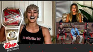 Rhea Ripley reflects on the emotion of WrestleMania: WWE's The Bump, April 14, 2021