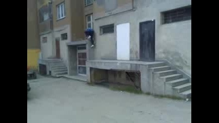 Falko From Psj (parkour)