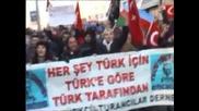 Gokboru Turkcu - Turancilar Dernegi - Istiklal'e Yuruyus - http://hunturk.net/