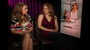 Hilary and Haylie Duff Interview