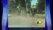 7 - годишен бяга от полицията с колата на баща си + sub
