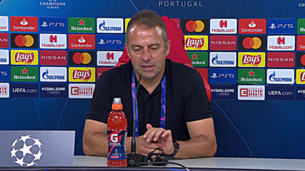 Portugal: Bayern Munich coach hails 'brilliant' squad performance after Barca thrashing