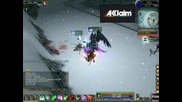 Bagi Warrior Vs Vicious Summoner (110+)
