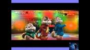 Кали и Chipmunks - Като те почна