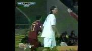 Евро2006 - Кристиано Роналдо 1ви Гол За Мача