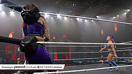 Mercedes Martinez, Xia Li trade punishment: NXT TakeOver: In Your House (WWE Network Exclusive)