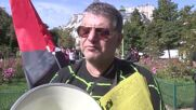 France: Parisians, Yellow Vests demonstrate against COVID pass and vaccination