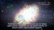 !!! Размерът на Вселената - Такава Каквато е в Действителност !!!