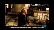 Chad Kroeger Nickelback And Josey Scott - Hero - H Q - Превод