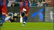 29.07.2010 Волеренга 2 - 4 Барселона гол от дузпа на Синх