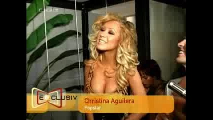 Кристина Агилера СЕКСИ !!!