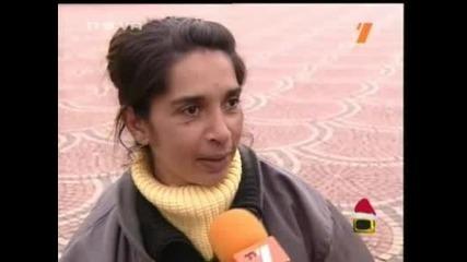 Циганка говори за глобалното затопляне