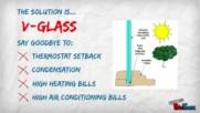 V-glass - Нов вид свръхизолиращи прозорци с вакуум - изобретение на Peter Petit [my_touch]