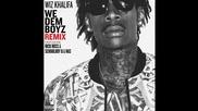 Wiz Khalifa ft. Rick Ross, Schoolboy Q & Nas - We Dem Boyz ( Remix )