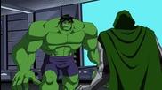 Отмъстителите: Най-могъщите герои на Земята / Хълк срещу Доктор Дум
