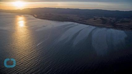 Crews Race to Contain Oil Spill Near Santa Barbara