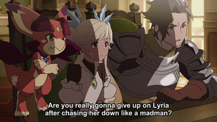 Granblue Fantasy The Animation Season 2 Episode 2