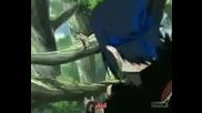 Sasuke Vs. Gaara