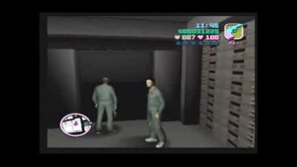 Gta Vice City Mission 43 - The Job