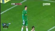 David Villa Amazing Free Kick Goal Barcelona 2-1 Deportivo Alaves 28.11.2012 Hd