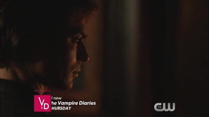 Промо към 20 епизод Сезон 6 - The Vampire Diaries - I'd Leave My Happy Home for You