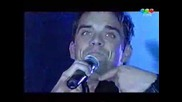 Robbie Williams - Angels (live In Videomatch Arjentina 2003)