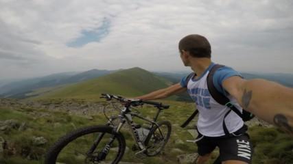 Подробно 2 Част - От връх Ком до нос Емине с колело 650км 2017г