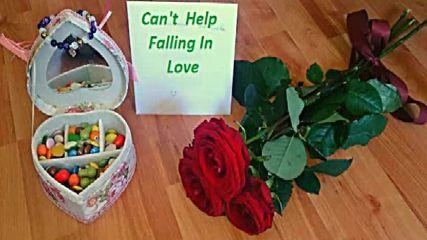 Антония Бъчварова и Илиян Стайков - Cant Help Falling In Love cover