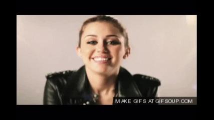 Miley Cyrus za konkursa na emma12