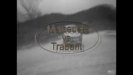 Mercedes vs Trabant