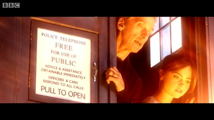Уникалната! Foxes 'don't Stop Me Now' Doctor Who- Series 8 (2014)